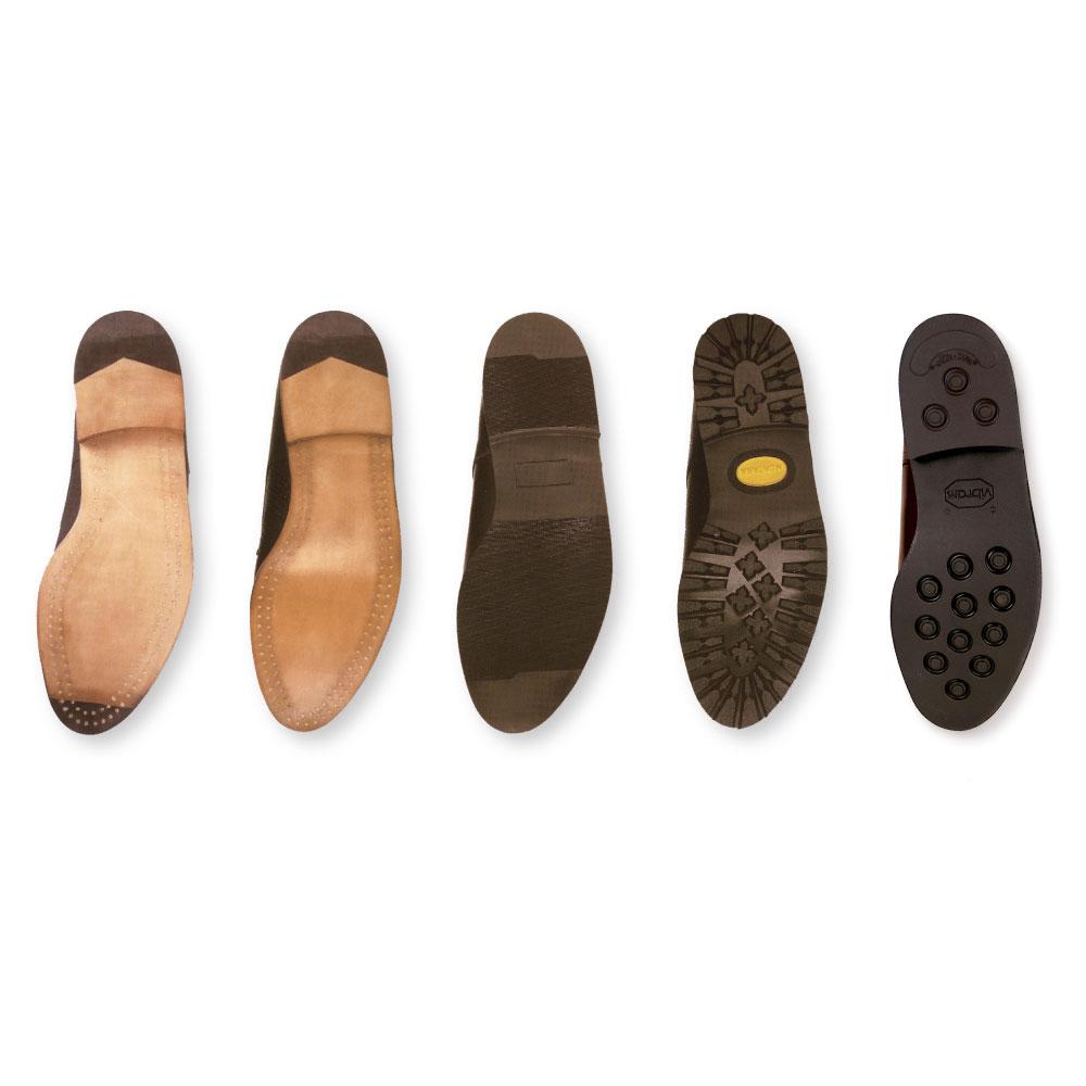 new product 9e978 d1327 Herrenschuhe mit Ledersohle – Wick Shoes Zürich